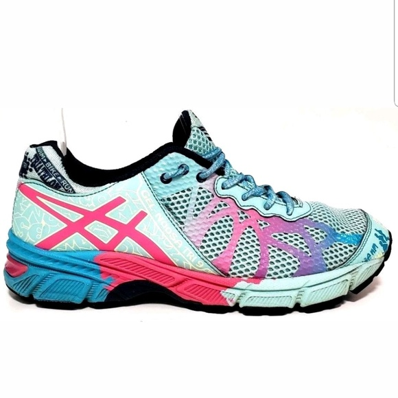 on sale c8f5c bf405 Asics Gel Noosa Tri 9 Womens Shoes Size 6 Sneakers